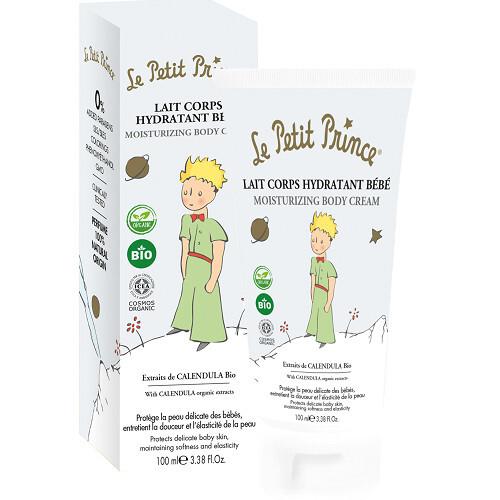 Le Petit Prince Hydratační tělový krém pro děti s výtažky z měsíčku (Moisturizing Body Cream With) 100 ml