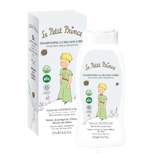 Le Petit Prince Jemný šampon pro děti s výtažky z měsíčku (Tear Free Mild Shampoo) 250 ml