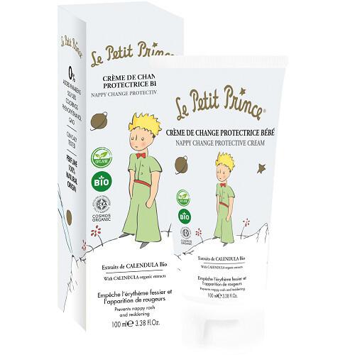 Le Petit Prince Krém pro děti proti opruzeninám s výtažky z měsíčku (Nappy Change Protective Cream) 100 ml