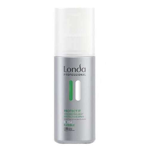 Londa Professional Ochranný sprej pro tepelnou úpravu vlasů Protect It (Volumizing Heat Protection Spray) 150 ml