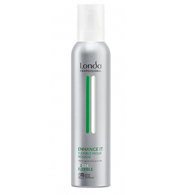 Londa Professional Penové tužidlo pre flexibilitu účesu Enhance It (Flexible Hold Mousse) 250 ml