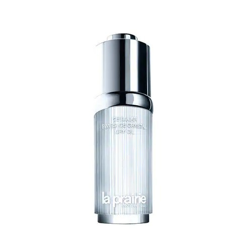 La Prairie Suchý olej na obličej, krk a dekolt Cellular Swiss Ice Crystal (Dry Oil) 30 ml