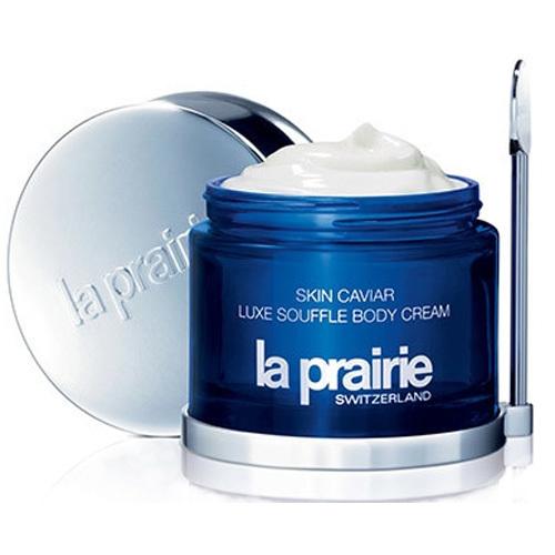 La Prairie Tělový krém s výtažky z kaviáru (Skin Caviar Luxe Soufflè Body  Cream) 22206dccda