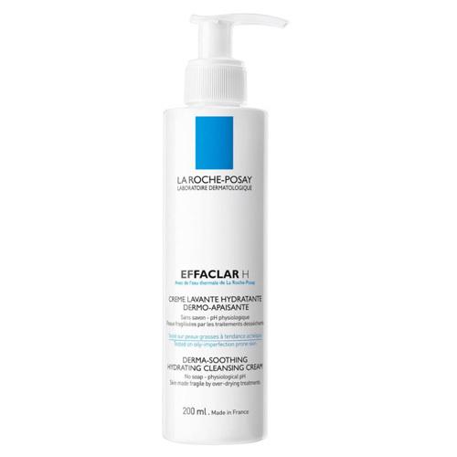 La Roche Posay Čisticí zklidňující krém Effaclar H (Cleansing Soothing Cream) 200 ml