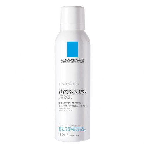 La Roche Posay Fyziologický deodorant pro citlivou pokožku (Sensitive Skin 48 HR Deodorant) 150 ml