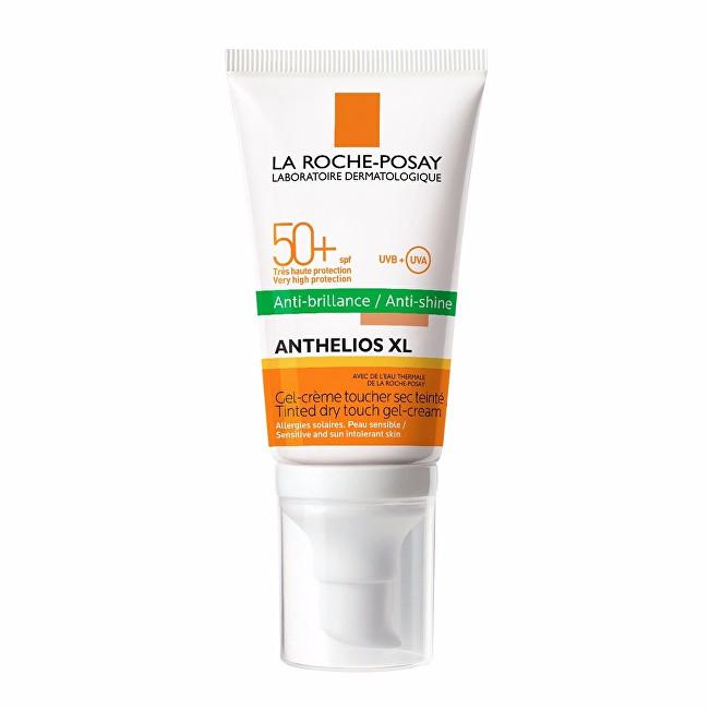 La Roche Posay Zmatňující zabarvený gel-krém SPF 50+ Anthelious XL (Tinted Dry Touch Gel Cream) 50 ml