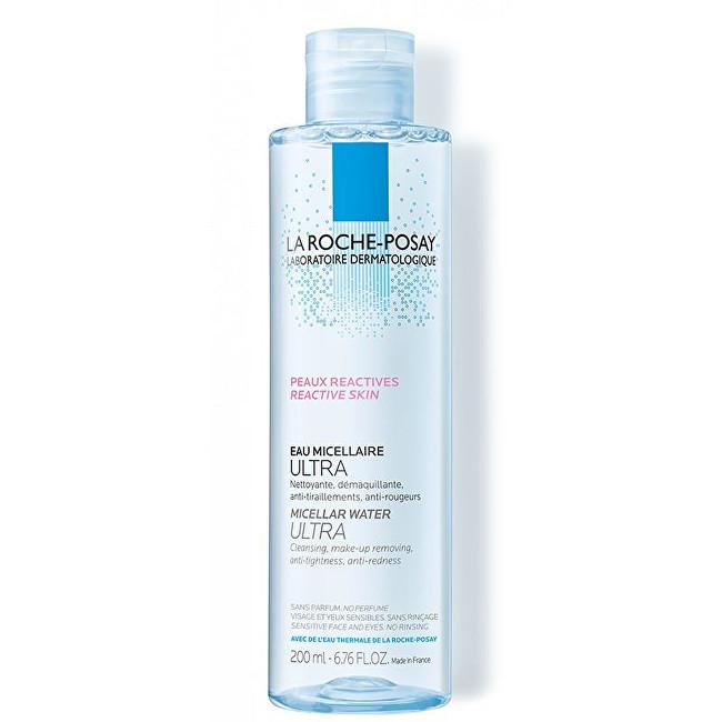 La Roche Posay Micelární voda pro citlivou pokožku (Micellar Water Ultra) 200 ml