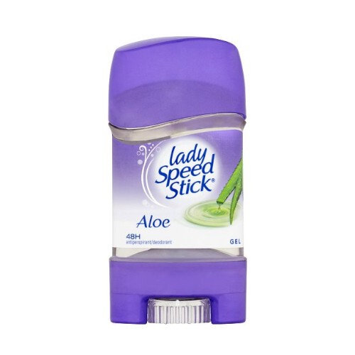 Lady Speed Stick Aloe tuhý deodorant gel 65 g
