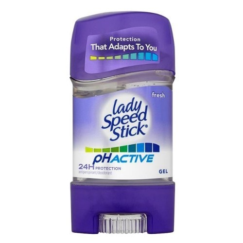 Lady Speed Stick Ph Active tuhý deodorant gel 65 g