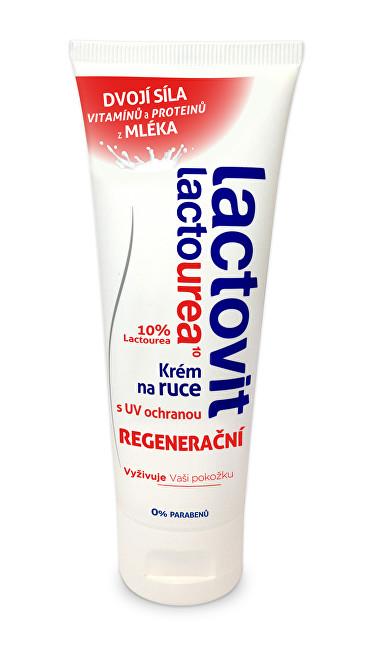 Lactovit Regeneračný krém na ruky Lactourea (Hand Cream) 75 ml