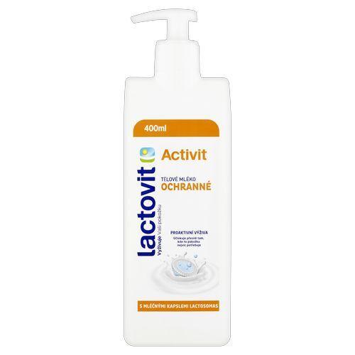 Lactovit Ochranné tělové mléko Activit 400 ml