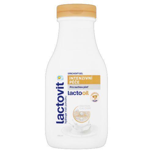 Lactovit Sprchový gel s mandlovým olejem Intenzivní péče Lactooil (Shower Gel) 300 ml