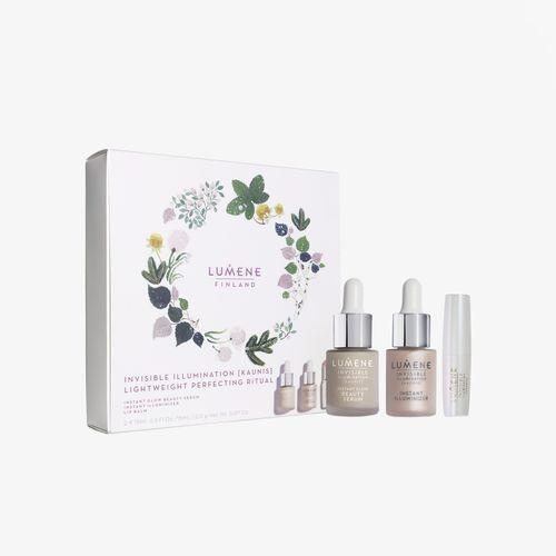 Lumene Dárková sada dekorativní kosmetiky Lightweight Perfecting Ritual
