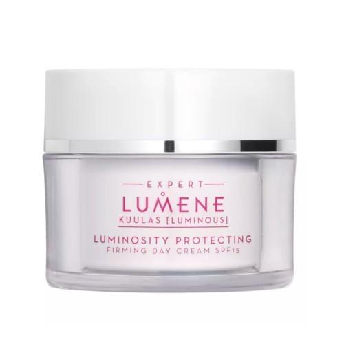 Lumene Denný spevňujúci a rozjasňujúci krém SPF 15 Kuulas (Luminosity Protecting Firming Day Cream SPF 15) 50 ml