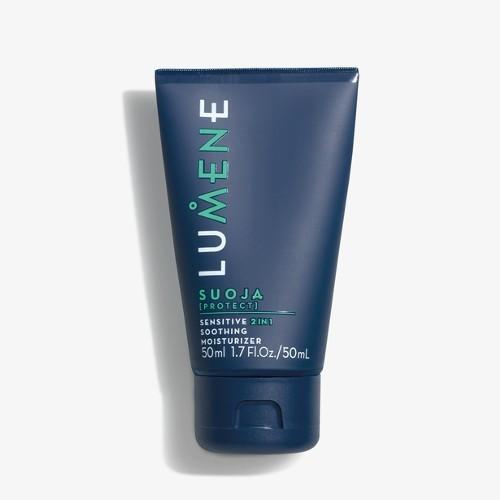 Lumene Hydratační krém pro citlivou pleť mužů Men Suoja (Sensitive 2 In 1 Soothing Moisturizer) 50 ml