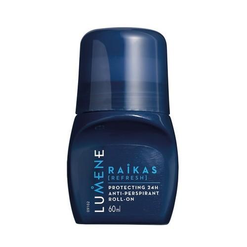 Lumene Kuličkový antiperspirant pro 24 hodinovou ochranu Men Raikas (Protecting 24H Anti-Perspirant Roll-On) 60 ml