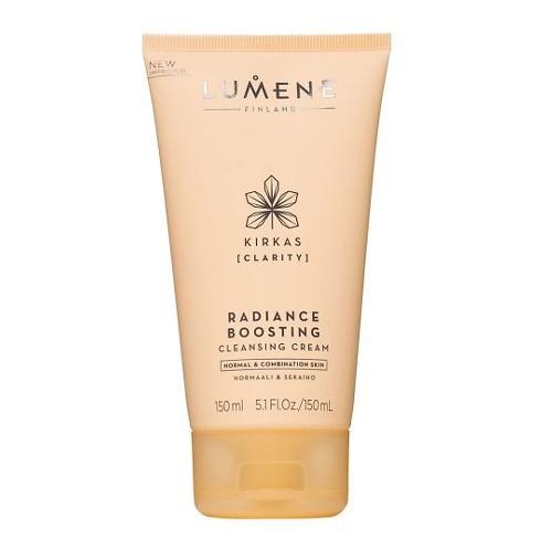 Lumene Rozjasňující čisticí krém pro normální a smíšenou pleť Cleansing (Radiance Boosting Cleansing Cream) 150 ml