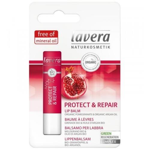 Lavera Balzam na pery Protect & Repair (Lip Balm) 4,5 g