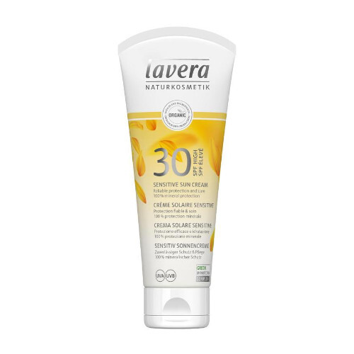 Lavera Opalovací krém SPF 30 Sensitive Sun Cream 100 ml