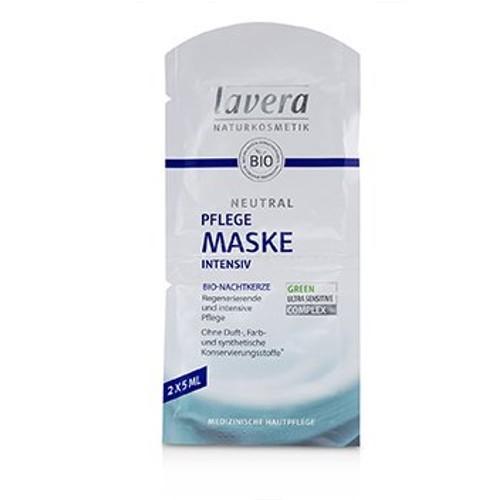 Lavera Přírodní pleťová maska Neutral (Face Mask) 2 x 5 ml
