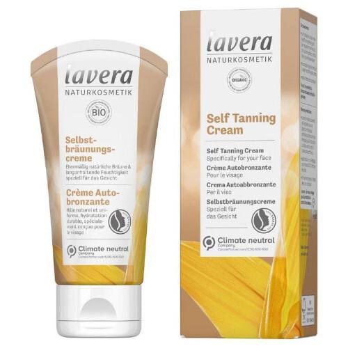 Lavera Samoopalovací pleťový krém (Self Tanning Cream) 50 ml
