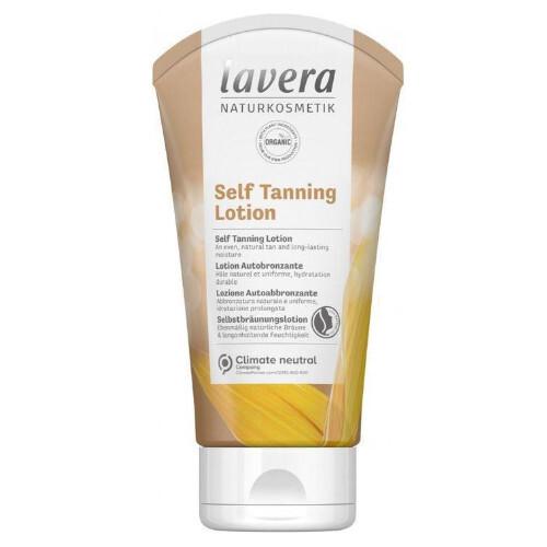 Lavera Samoopalovací tělové mléko (Self Tanning Lotion) 150 ml