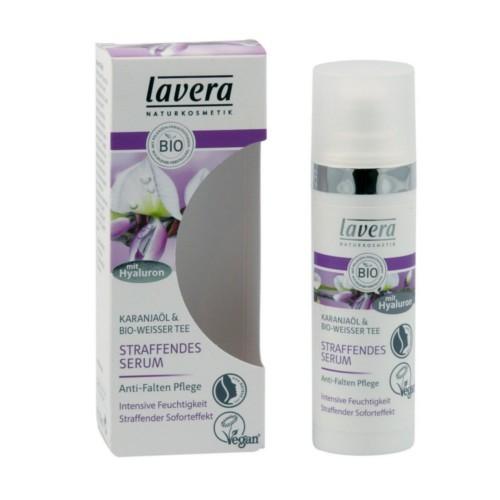 Lavera Spevňujúce pleťové sérum s bielym čajom ( Firming Serum) 30 ml