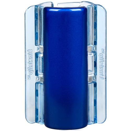 Linziclip Velký skřipec MAXI - perleťově modrý
