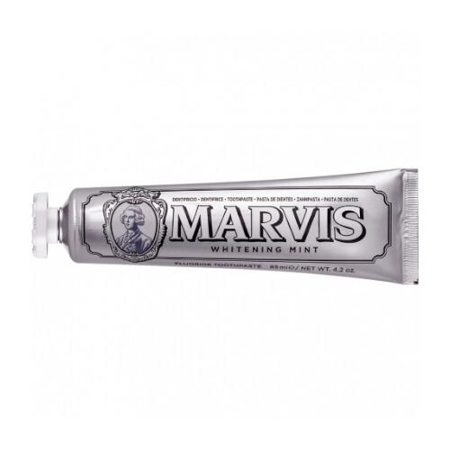 Marvis Bělicí zubní pasta s xylitolem (Whitening Mint Toothpaste) 85 ml