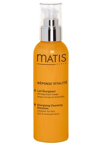 Matis Paris Energizující čistící mléko Réponse Vitalité (Energising Cleansing Emulsion) 200 ml