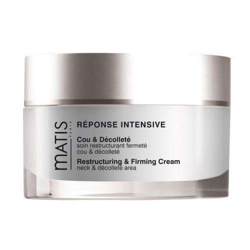 Matis Paris Intenzivní krém na krk a dekolt Cou & Décolleté Réponse Intensive (Restructuring & Firming Cream) 50 ml