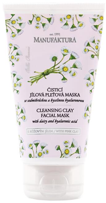 MANUFAKTURA Ílová pleťová maska Sedmokráska 75 ml