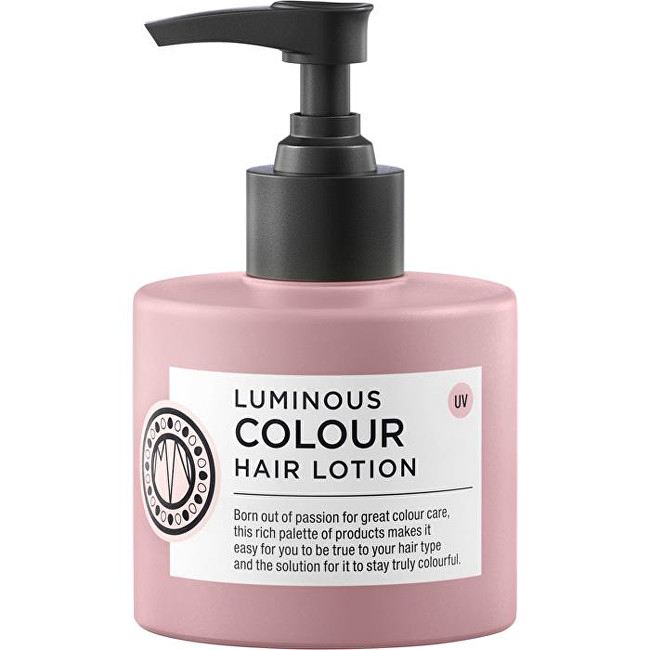 Maria Nila Krém na farbené vlasy s termo ochranou Luminous Colour ( Hair Lotion) 200 ml