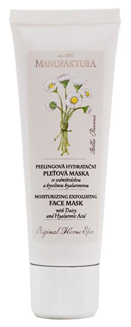 MANUFAKTURA Peelingová pleťová maska Sedmokráska 50 ml