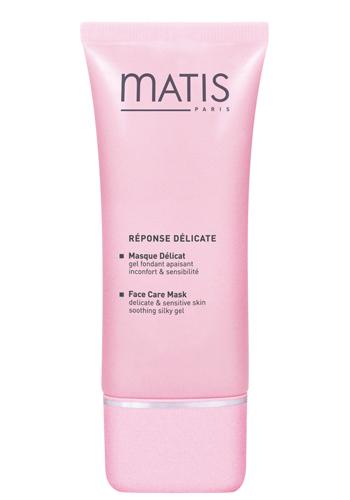 Matis Paris Pleťová maska pro citlivou a jemnou pleť Réponse Délicate (Face Care Mask) 50 ml