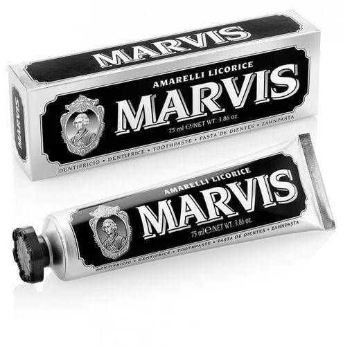 Marvis Zubní pasta mátovo lékořicová (Amarelli Licorice Toothpaste) 85 ml