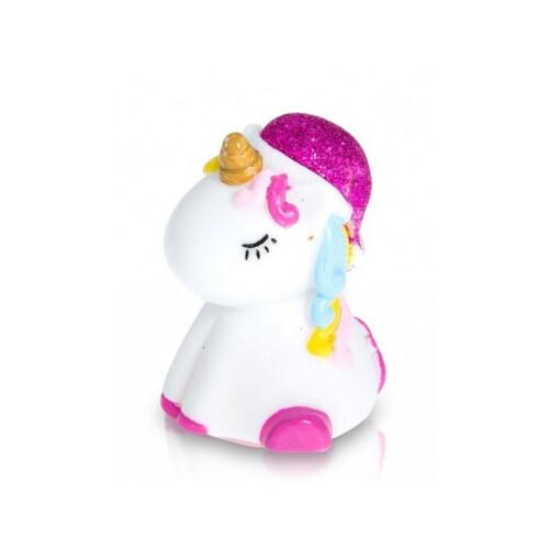 Mad Beauty Balzám na rty s jahodovou příchutí Unicorn 1,5 g