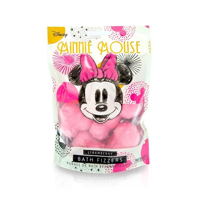 Mad Beauty Šumivé bomby do koupele Minnie (Magic Fizzers) 6 ks