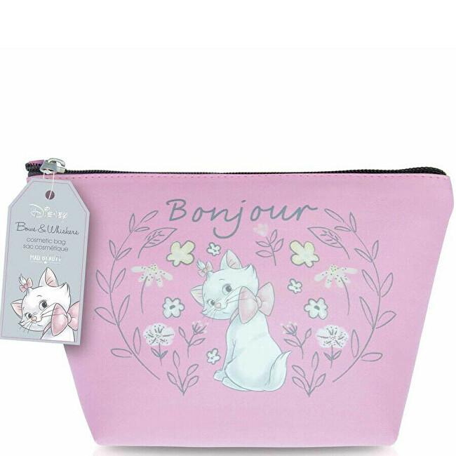 Mad Beauty Kosmetická taška Disney The Aristocats Marie (Cosmetic Bag)
