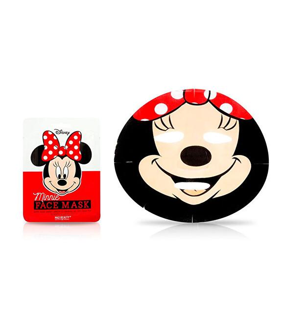 Mad Beauty Rozjasňující pleťová maska Minnie (Face Mask) 25 ml