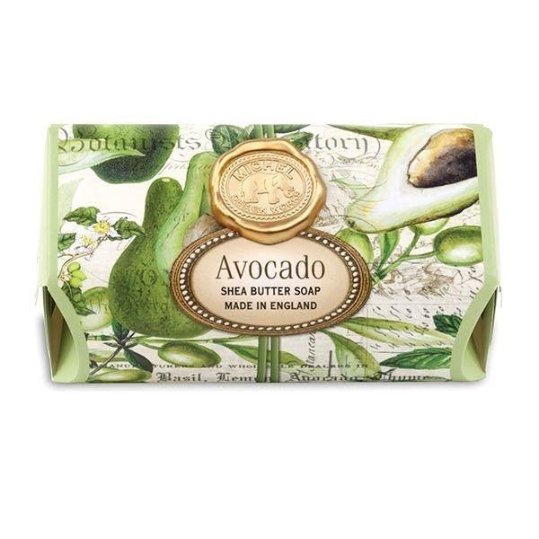 Michel Design Works Hydratační krémové mýdlo Avocado (Shea Butter Soap) 246 g