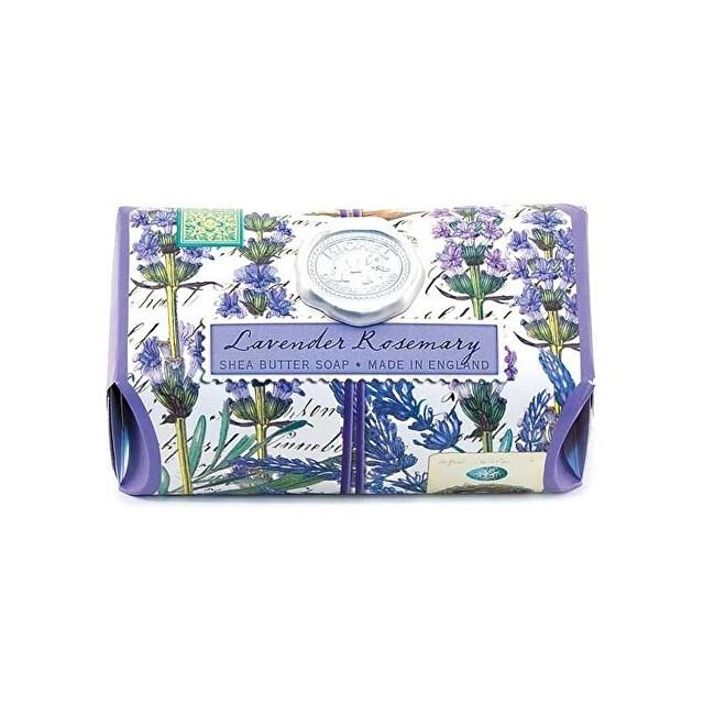 Michel Design Works Hydratační krémové mýdlo Lavender Rosemary (Shea Butter Soap) 246 g