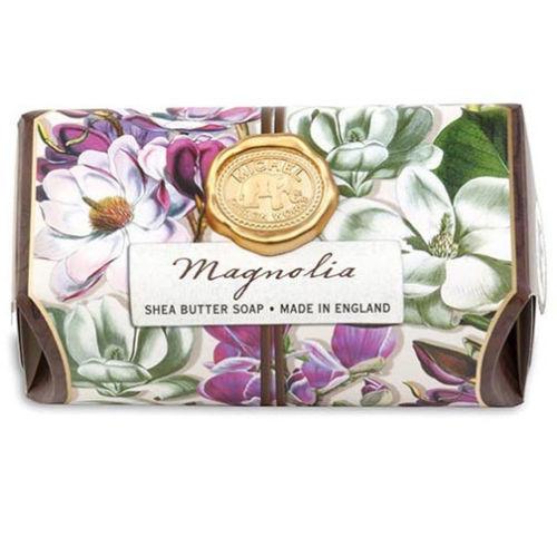 Michel Design Works Hydratační krémové mýdlo Magnolia (Shea Butter Soap) 246 g