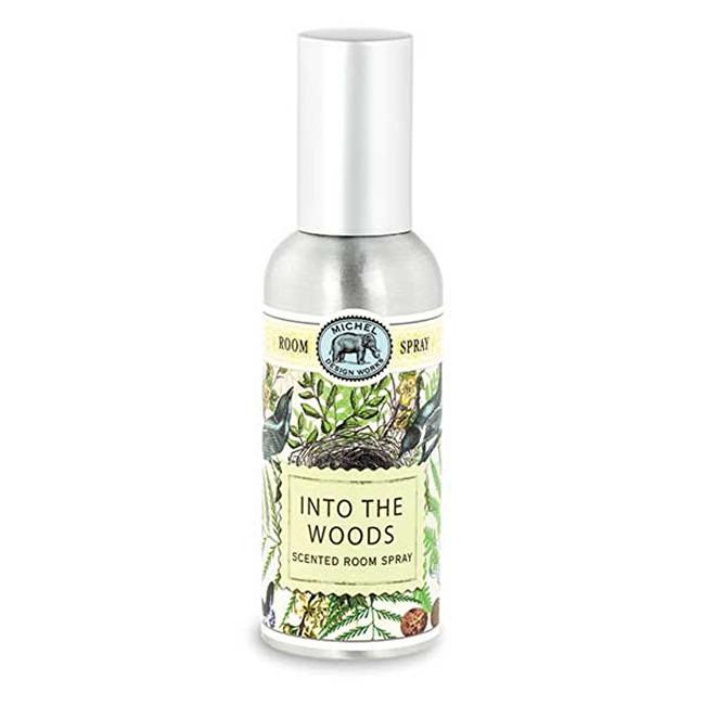 Michel Design Works Pokojový parfém s rozprašovačem Into The Woods (Into The Woods Scented Room Spray) 100 ml