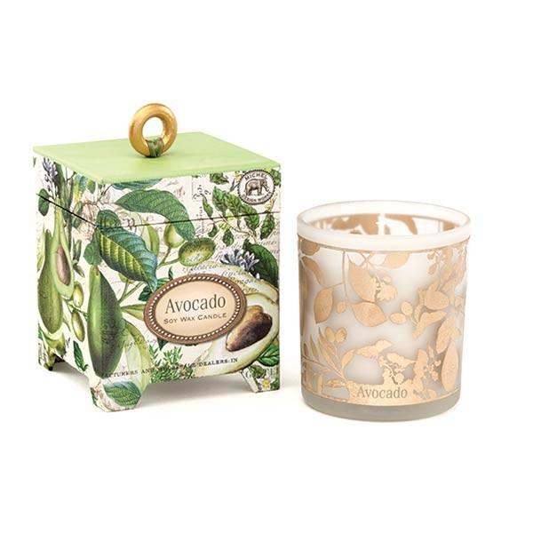 Michel Design Works Vonná svíčka ze sójového vosku Avocado (Soy Wax Candle) 397 g