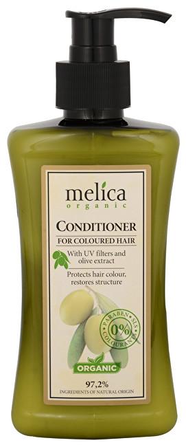 Melica Kondicionér na barvené vlasy s UV filtry a extraktem z oliv 300 ml