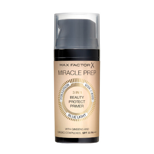 Max Factor Báza pod make-up Miracle Prep SPF 30 (3 In 1 Beauty Protect Primer) 30 ml