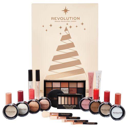 Revolution Adventní kalendář dekorativní kosmetiky (Advent Calendar)
