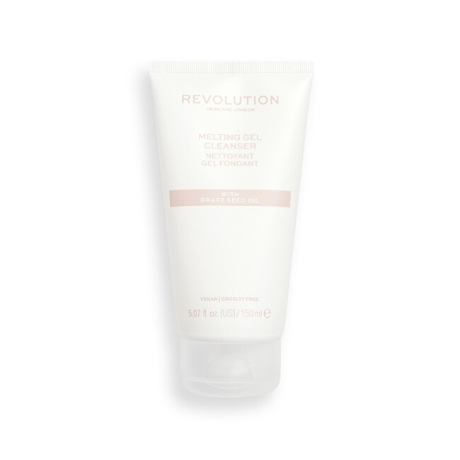 Revolution Čisticí gel Revolution Skincare (Melting Gel Cleanser) 150 ml