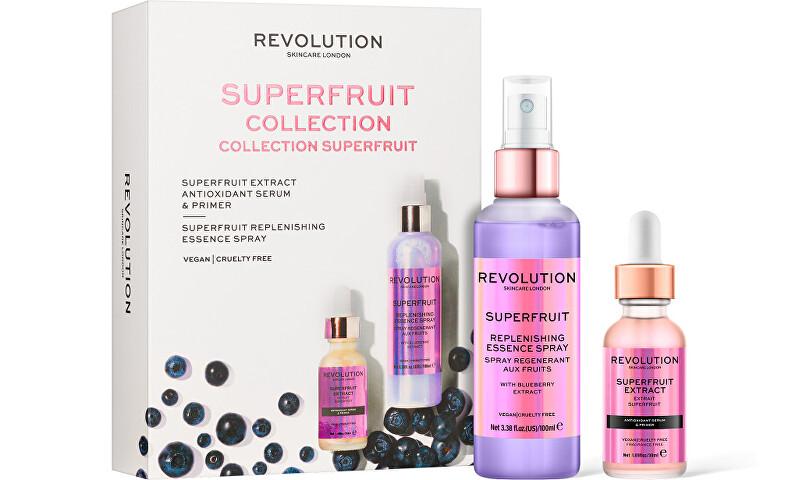 Revolution Dárková sada pro pleť Superfruit Collection